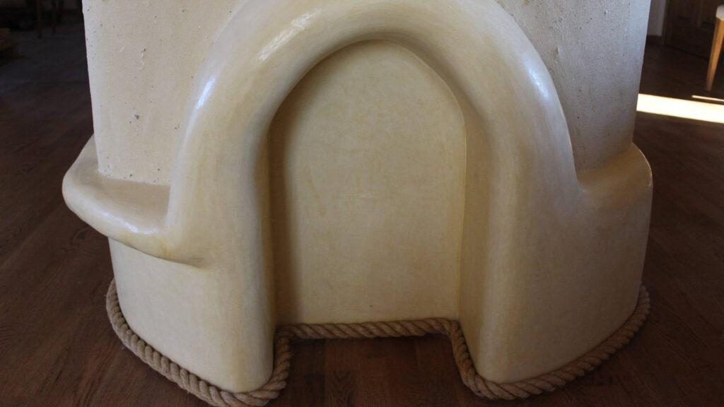 Gekolaktiga kaetud viguriga ahi
