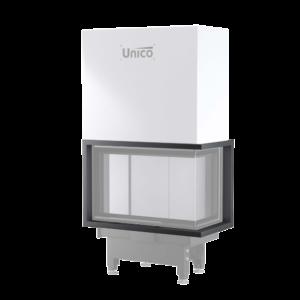 Unico nurgaga Lift kaminasüdamiku ukseraam RL2